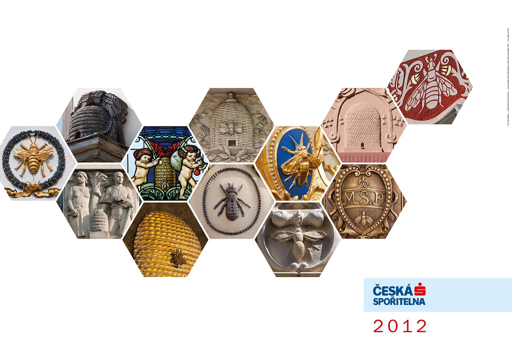 Česká spořitelna 2012